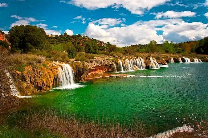 El Parque Natural de las Lagunas de Ruidera