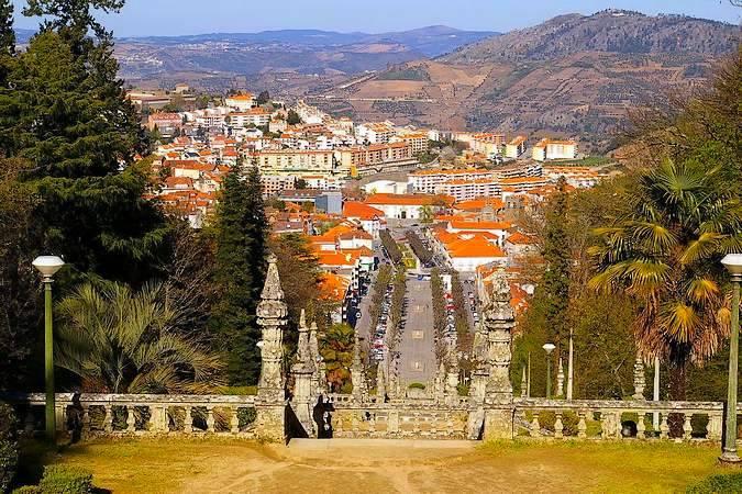 Lamego, buen destino portugués junto al río Duero