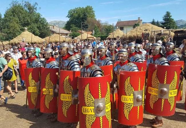 Las Guerras Cántabras, Fiesta de Interés Turístico Internacional