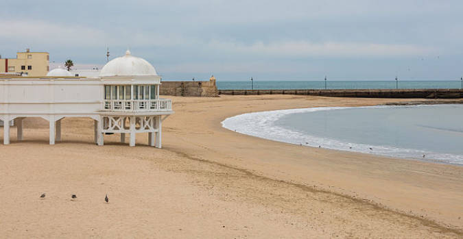 las mejores playas de Cádiz, en Andalucia, España