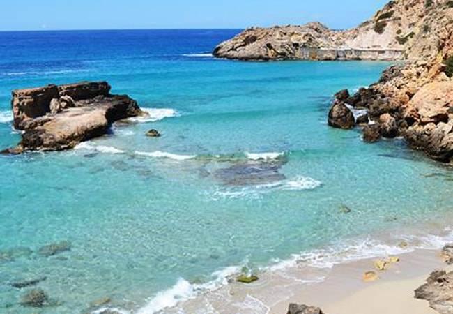 Las mejores playas de Ibiza