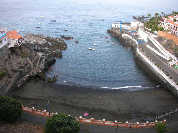 Las mejores playas de tenerife - Puerto santiago tenerife mapa ...