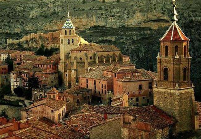 La villas medievales más bonitas
