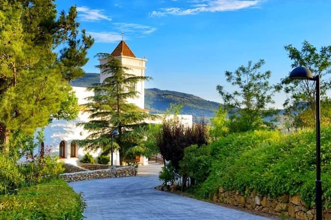 Laujar de Andarax, en la Alpujarra almeriense