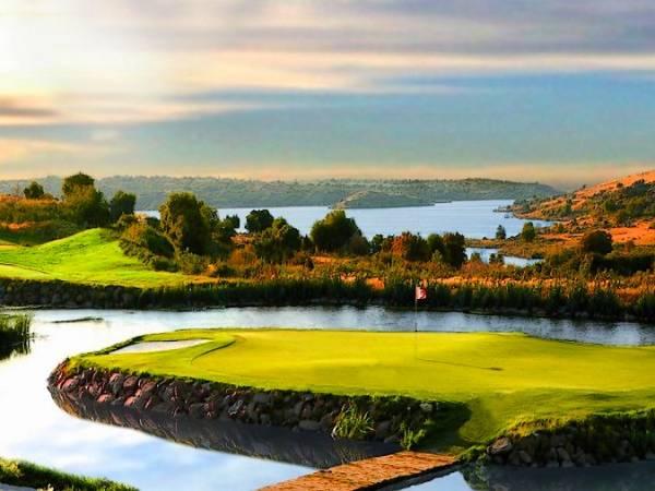 Campo de Golf de Layos, en Toledo