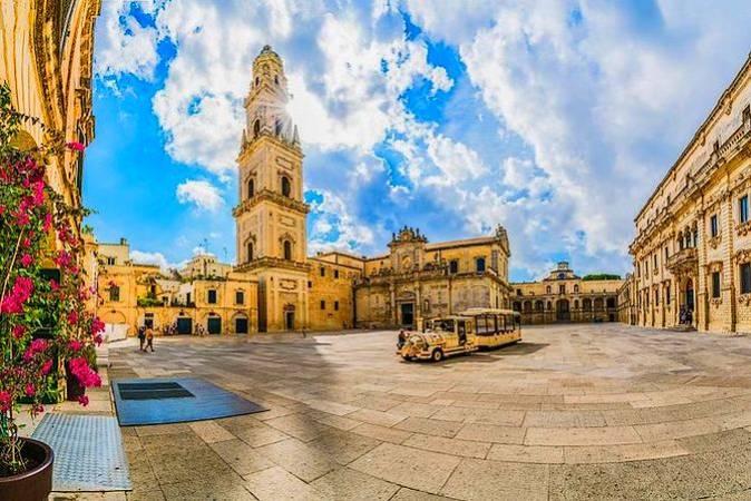 Lecce, un tesoro barroco en Italia
