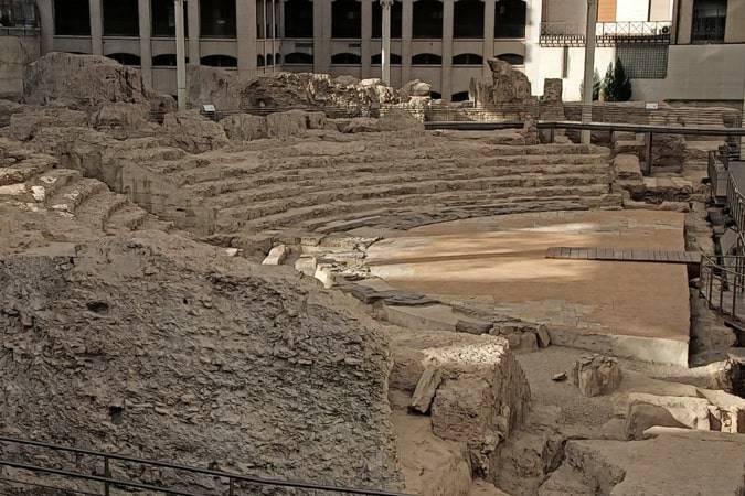 El legado romano en Zaragoza