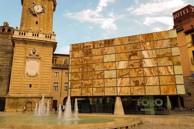 Foro romano de Zaragoza