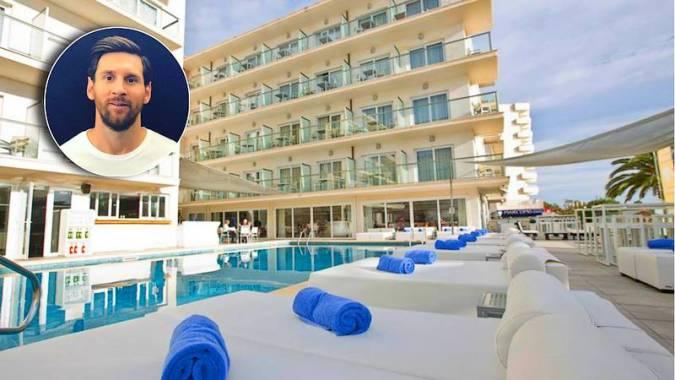 El Hotel Fona Mallorca, adquirido por Leo Messi