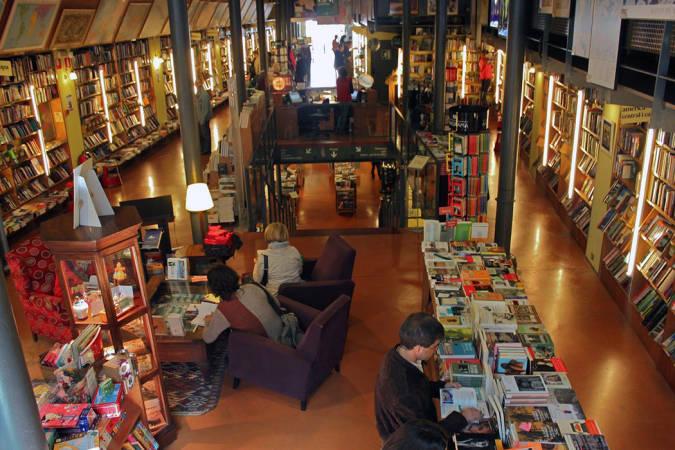 Ruta por las librerías más interesantes de Barcelona