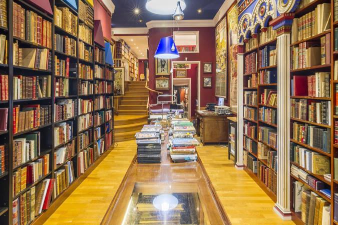 Librería Anticuario Astarloa