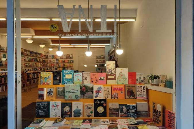 Librería Anti-Liburudenda