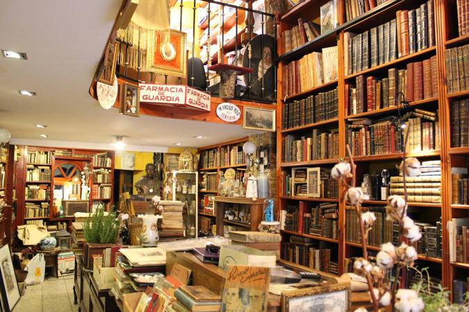 Las librerías que no te puedes perder en Valencia