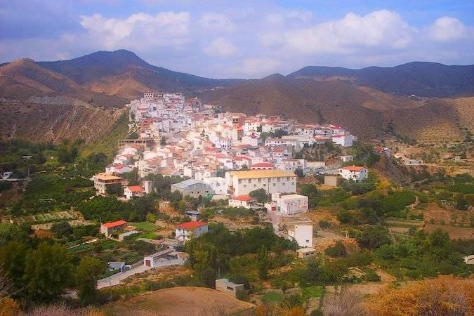 """Líjar, el pueblo más """"guerrero"""" de España"""