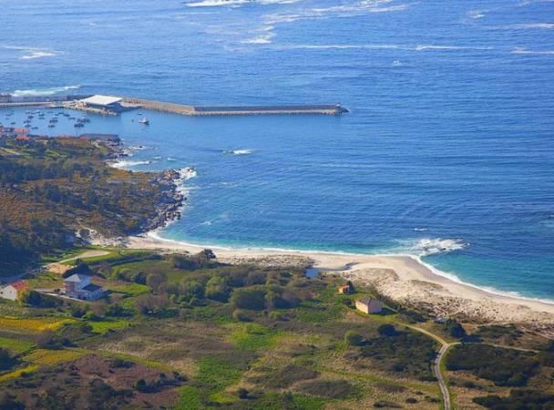 Lira, playas y naturaleza en A Coruña