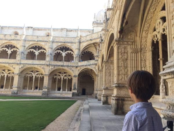 Lisboa, nostalgia y luz