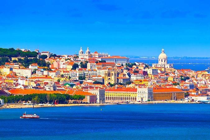 Lisboa, la portuguesa