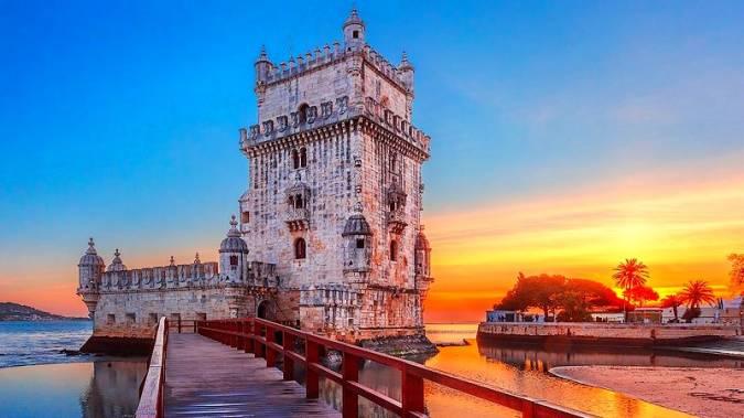 Torre de Belem, en Lisboa