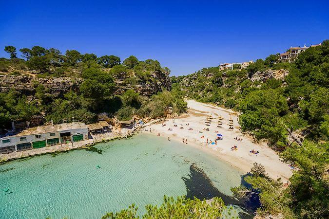 Cala Pi, en Llucmajor, Mallorca