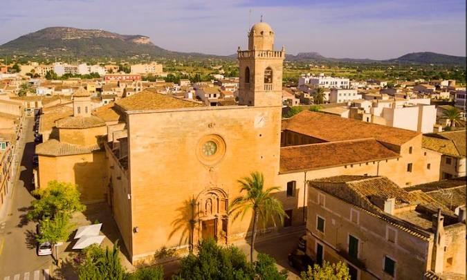 Llucmajor, en Mallorca