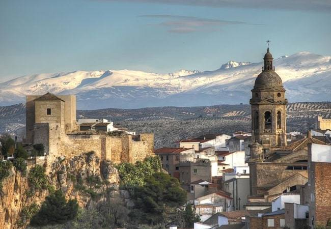 Loja, una escapada perfecta a Granada