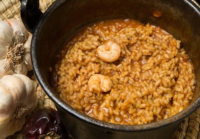 Gastronomía de Los Alcázares