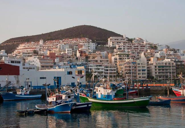 Los Cristianos, destino de playa y naturaleza en Tenerife