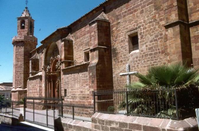 Parroquía de la Encarnación, en Bailén, Jaén