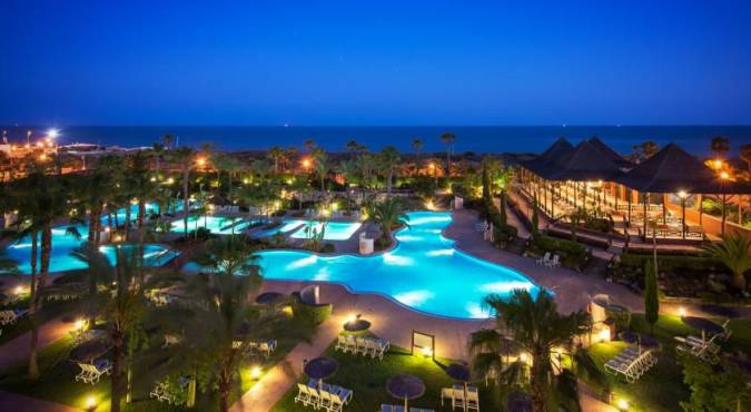 Hotel Puerto Antilla Grand, en Islantilla, Huelva