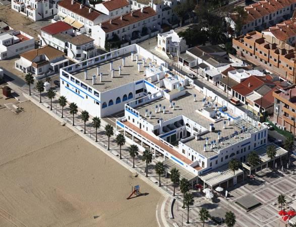 Hotel Marlin Antilla Playa, en Islantilla, Huelva