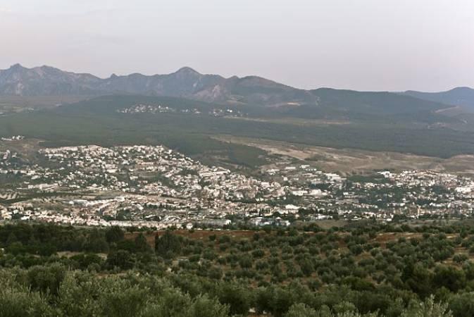 La Zubia, en Sierra Nevada, Granada