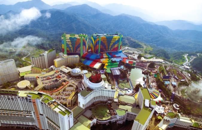 First World Hotel, en Malasia