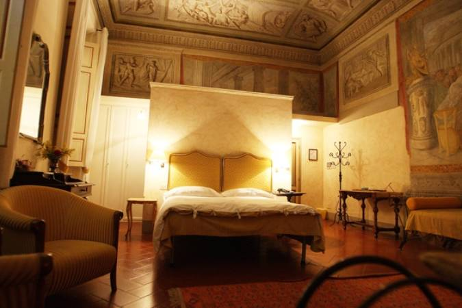 Hotel Burchianti, en Florencia