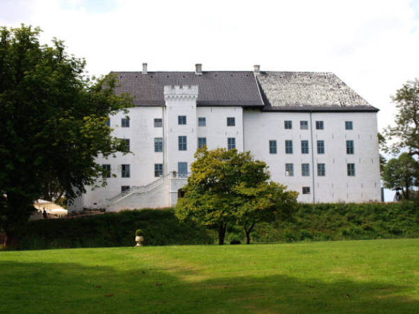 Castillo Dragsholm, en Dinamarca