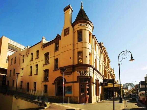 The Russell Hotel, en Sídney