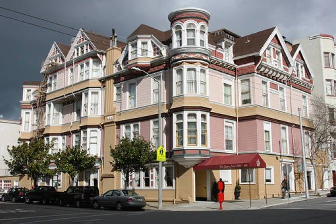 Hotel Queen Anne, en San Francisco