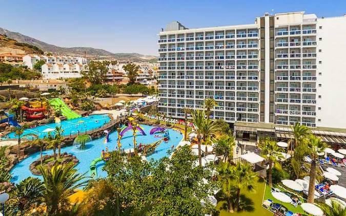 Los Patos Park, hotel ideal para viajar con niños a Benalmádena