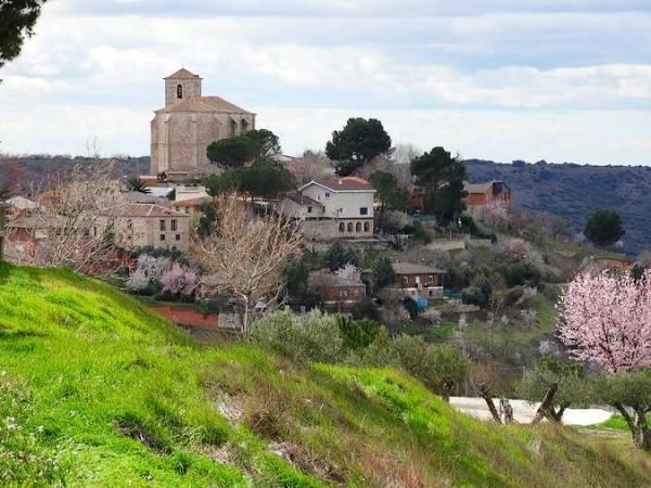 Los Santos de la Humosa, un mirador al madrileño Valle del Henares