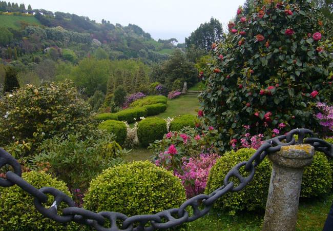 Jardines de Luarca