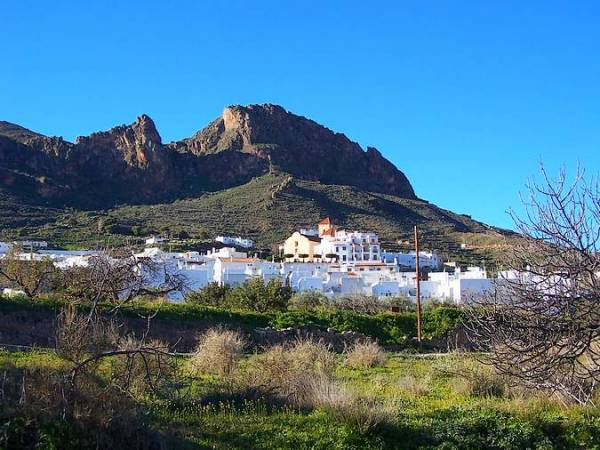 Lucainena de las Torres, un pueblo con mucho encanto en Almería