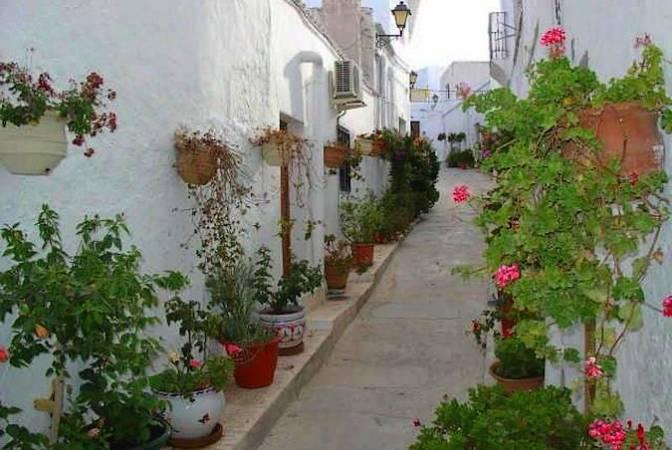 Lucainena de las Torres, en Almería