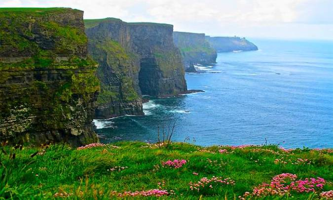 Cinco lugares secretos de Irlanda