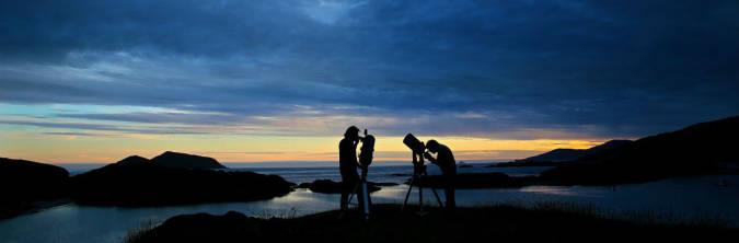 Reserva Internacional de Cielo Oscuro de Kerry, en Irlanda