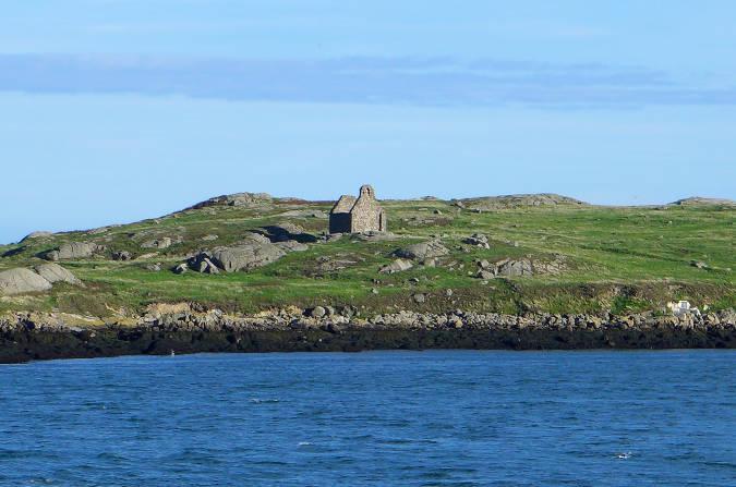 Isla de Dalkey, en Irlanda