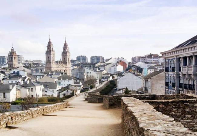 Lugo, la ciudad amurallada de Galicia que te fascinará