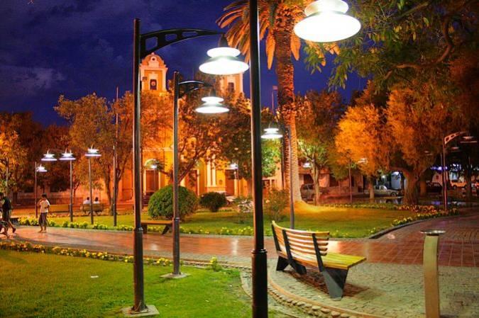 Luján de Cuyo, en Argentina