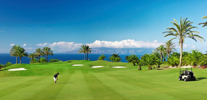 Lujo, golf y playa en Tenerife