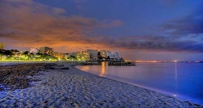 Magaluf, playas y mucha marcha en Mallorca