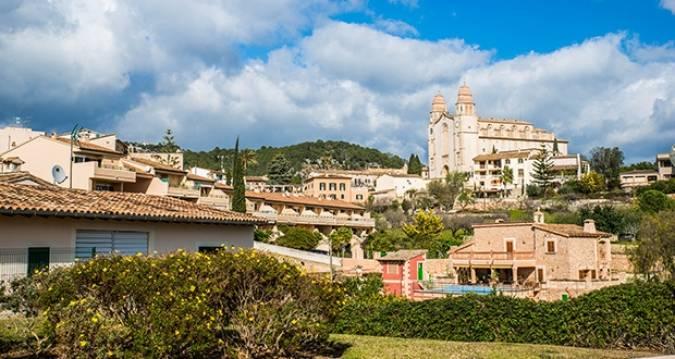 El municipio de Calvià, en Mallorca