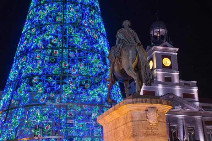 La magia de la Navidad en Madrid